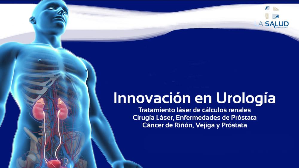 Innovación en Urología
