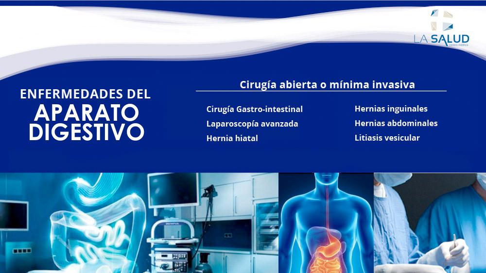 Clínica de aparato digestivo